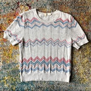 Moth Multi Color 🌈 Sweater Tee